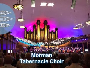 Morman Tabernacle Choir