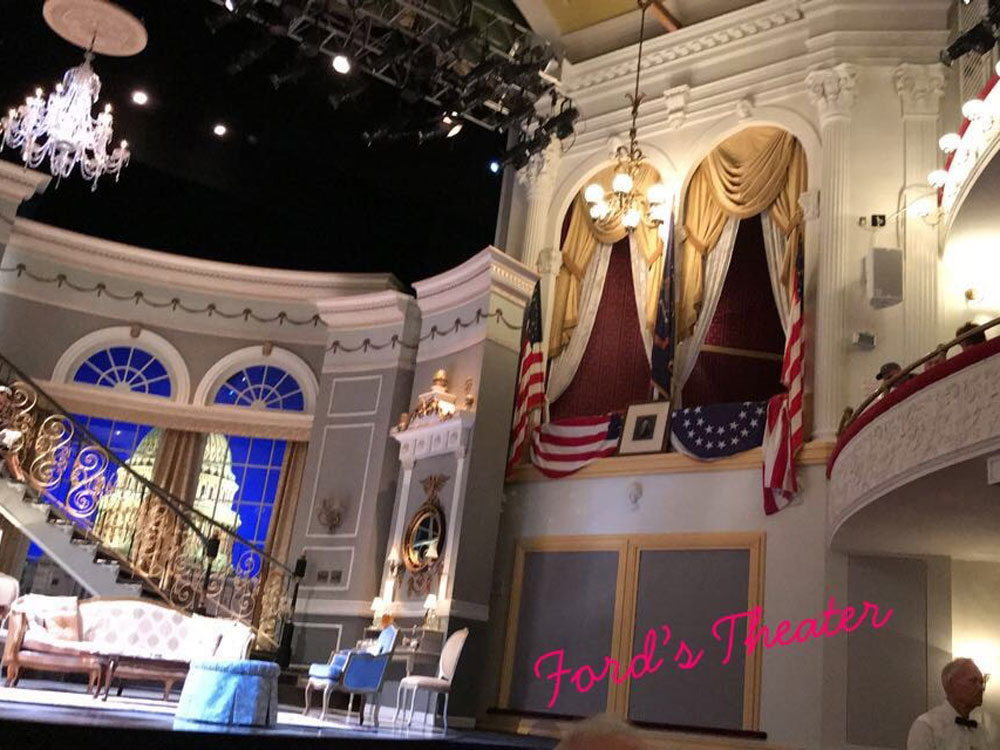 Ford's Theater Set