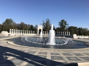 Water Fountain & Memorial