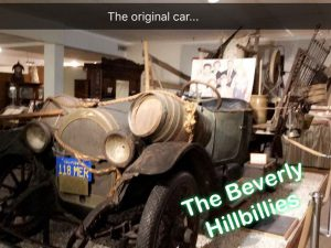 Hillbillies original car