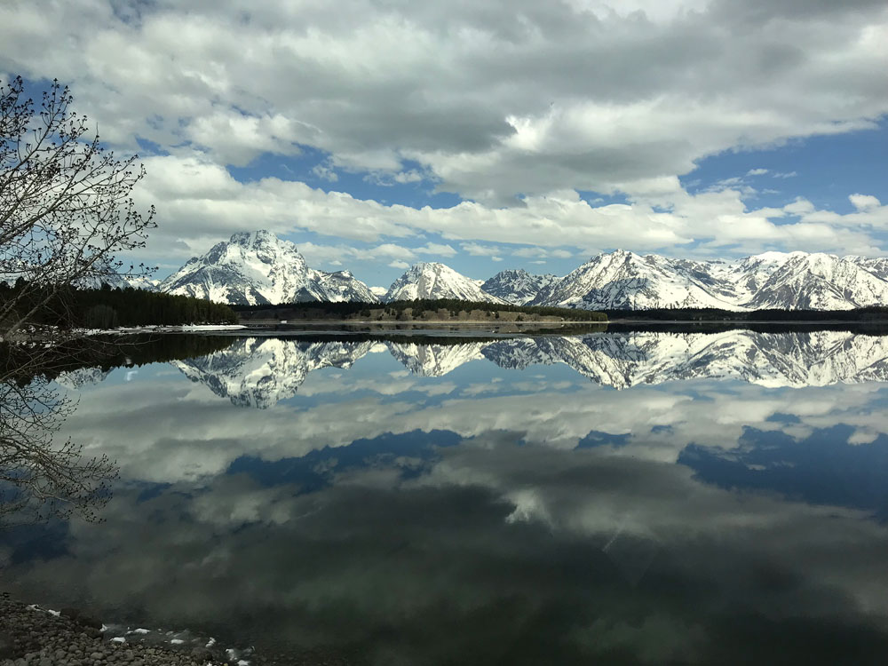 Amazing Grand Tetons