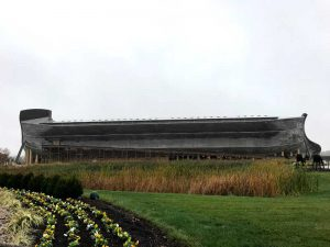 Ark Encounter/Creation Museum/Air Force Museum